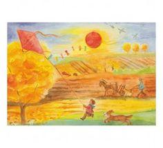 Postcard autumn (Dorothea Schmidt) SEPTEMBER