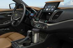 2015 Chevrolet Impala Interior View
