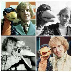 Rod Hull and Emu Rod Hull, Emu, Childhood Memories, Nostalgia, The Past, Joker, Gallery, England, Fictional Characters