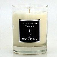 Lake Retreat Soy Candle, 10 Oz | Night Sky    http://greenandorganichome.com/item_445/Lake-Retreat-Soy-Candle-10-oz-Night-Sky.htm