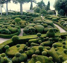 Marqueyssac Gardens - Vézac, France