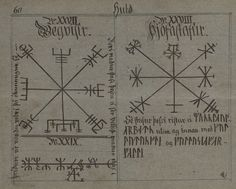 Secret Staves of the Icelandic Witches