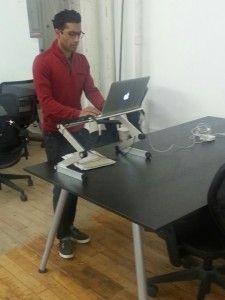 Ergonomic Standing Desk Conversion Kits electric height