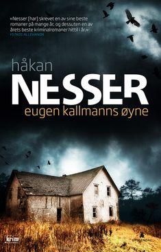 En klassisk spenningsroman fra Håkan Nesser Manga, Books, Movies, Movie Posters, Libros, Film Poster, Manga Anime, Films, Popcorn Posters