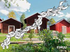 Łowienie ryb to jedna z wieloletnich, fińskich tradycji! #finuu #finland #finlandia #fishing #ryby #fish