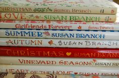 Susan Branch books