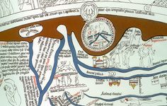 Hereford mappa mundi and fantastic tribes | by petrus.agricola