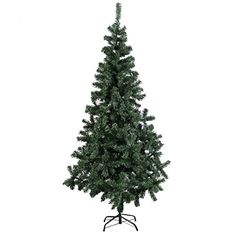 Goplus 5 Ft Artificial PVC Christmas Tree wStand Holiday Season Indoor Outdoor Green ** You can find out more details at the link of the image.