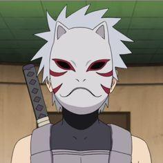Kakashi Anbu Mask, Kakashi Sensei, Mascara Anbu, Japanese Fox Mask, Anime Ninja, Naruto Tattoo, Trippy Painting, Cosplay, Anime Characters