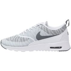 Nike Sportswear AIR MAX THEA Trainers/cool grey (210 AUD) ❤ liked on Polyvore