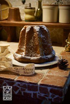 Pandoro fatto in casa.  #handmade #recipes #christmas http://cosefatteincasa.it/2015/12/25/pandoro-fatto-in-casa/