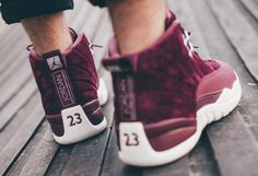 Air Jordan 12 Bordeaux Release Date - Sneaker Bar Detroit 36b149a09