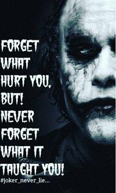 It doesn't matter it is really hurt..