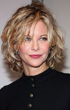 VISIT FOR MORE Deluxe Mixed Color Layered Celebrity Deeply Wavy Wig Synthetic Hair The post Deluxe Mixed Color Layered Celebrity Deeply Wavy Wig Synthetic Hair appeared first on kurzhaarfrisuren. Meg Ryan Hairstyles, Bob Hairstyles, Natural Hairstyles, Meg Ryan Haircuts, Layered Hairstyles, Short Curly Hairstyles For Women, Pretty Hairstyles, Medium Length Curly Hairstyles, Short Wavy Hairstyles For Women