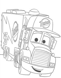 cars movie coloring pages free printable coloring pages for kids - Kids Colouring Pages To Print