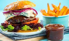 Hamburger, Ethnic Recipes, Hamburgers