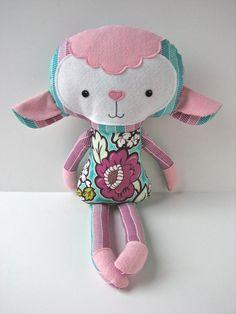 Super cute lamb doll!!!