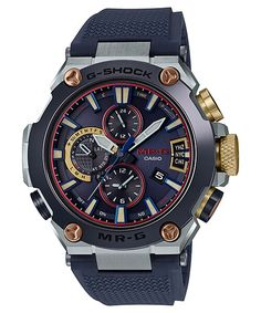 Shop men's and women's digital watches from G-SHOCK. G-SHOCK blends bold style with the most durable digital and analog-digital watches in the industry. G Shock Watches Mens, Cool Watches, Watches For Men, Stylish Watches, Men's Watches, Casio Edifice, Casio G-shock, Casio Watch, Durable Watches