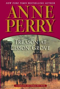 Anne Perry (1938) is an English author of historical detective fiction, best known for her Thomas Pitt and William Monk series.