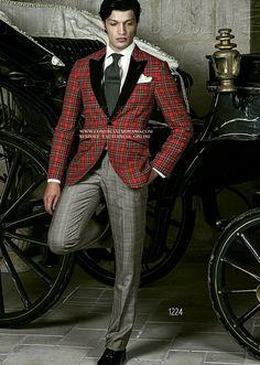 Colección #Gentleman #British #Style Royal Stewart online www.comercialmoyano.com MadeinItaly WWW.OTTAVIONUCCIO.COM Bespoke Excelencia
