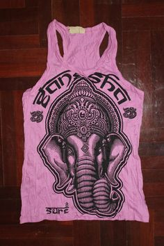 Women's T shirt Hamsa Hand Yoga Clothing Buddha Ganesha T-shirt Boho tank top Om. want this !!