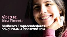 Mulheres Empreendedoras de Sucesso - Irina Pimenta: http://blog.oliviercorreia.com/mulheres-empreendedoras-de-sucesso-irina-pimenta/