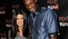 Lamar Odom and ex-wife Khloe Kardashian