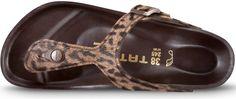Zdravotní obuv Tatami Premium Gizeh - Leopard brown / přírodní kůže. více produktů naleznete na: http://marpoint.cz/zdravotni-obuv/zdravotni-obuv-damska/zabky/
