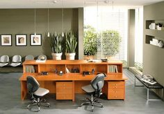 Build an Office with Design According to the Business
