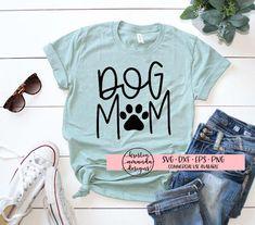 Dog Mom SVG DXF EPS