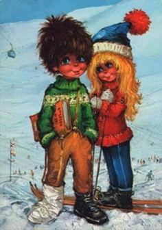 St..Wold ......    Jack en Carolien op wintersport in oosterijk