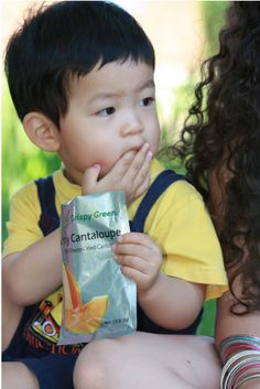 8 new snacks to put in the diaper bag for kids (and moms!) | #BabyCenterBlog