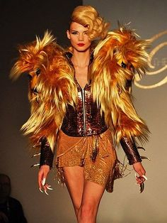 The Blonds (Phillipe And David Blond), Fall 2010