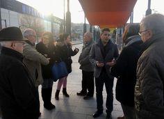 """Granada.- El grupo municipal de Ciudadanos en el Ayuntamiento de Granada ha pedido al equipo de gobierno que permita un uso deportivo del recinto del Botellódromo después de cuatro meses """"inmóviles"""" tras el cierre del espacio."""
