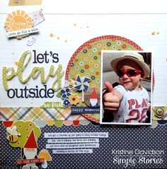 Let's+Play+Outside - Simple Stories - Bloom and Grow Collection