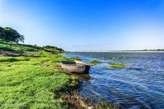 Beauty of the Nile and nature  جمال النيل و الطبيعة #السودان  (By Ibrahim Hmeed)  #sudan  #nile #khartoum #nature #boat #river