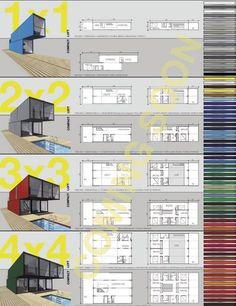 cargo home modular schematics
