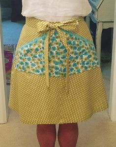 Bowen's Miette skirt - sewing pattern by Tilly and the Buttons