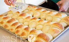 Delicious Dinner Rolls | How Does She... | Well CookedWell Cooked