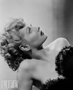 In this photo: Lucille Ball Photo: John Kobal Foundation/Getty Images
