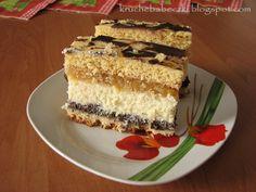 Bardzo smaczne ciasto. Odkąd pamiętam to ciasto zawsze moja mama robi na święta i nie tylko. Jest tak dobre, że się nam jeszcze nie znu... Cupcake Cookies, Cupcakes, Apple Cake, Food Cakes, Tiramisu, Cake Recipes, Cheesecake, Food And Drink, Gluten Free
