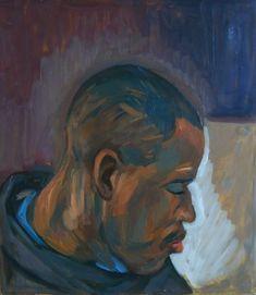 Black man painting Black Man, Portraits, Artist, Painting, Head Shots, Artists, Painting Art, Paintings, Portrait Photography