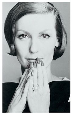 Mary Jane Russell, 1958 (Irving Penn)
