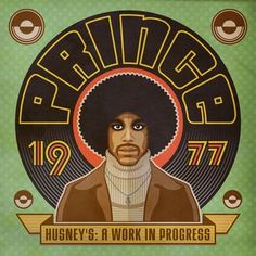 Prince - Husney's: A Work in Progress 1977 (Loring Park Sessions) Music Icon, Soul Music, Music Music, Music Stuff, Rock N Roll, Band Posters, Music Posters, Paisley Park, Poster