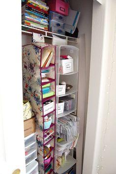 cupboard, craft organ, craftroom, craft rooms