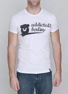 """Blacklabel """"ADDICTED2 Berlin"""" #TShirt von #ADDICTED2 #Berlin auf Etsy"""