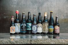 Bottle share party idea:   Grab some friends like we did, plan a date, and have everyone bring a unique, out of the box beer to share. Everyone has a chance to try rare beers they might not have otherwise, and hey, beer party.