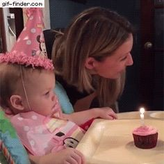 Birthday candle fail | Gif Finder – Find and Share funny animated gifs