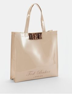 Ted BakerGlitter Bow Icon Bag