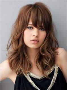 Style with Bangs